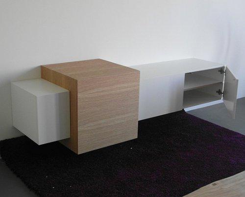 Den haag hifi meubel for Hifi meubel