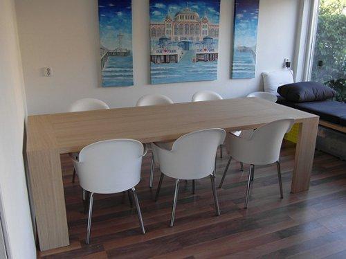 Licht Eiken Eettafel : Tafel alphen a d rijn